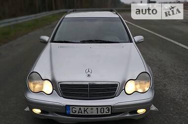 Mercedes-Benz C 220 2002 в Ковеле