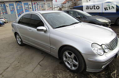 Mercedes-Benz C 220 2000 в Виннице