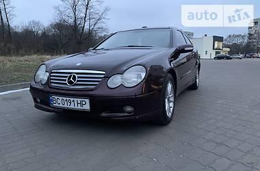 Mercedes-Benz C 230 2003 в Львове