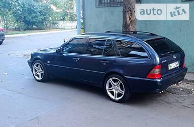 Mercedes-Benz C 240 1997 в Одесі
