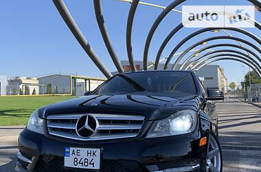 Mercedes-Benz C 250 2012 в Днепре