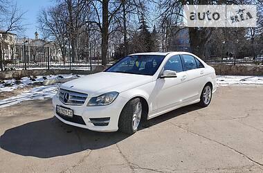 Седан Mercedes-Benz C 250 2013 в Лисичанске