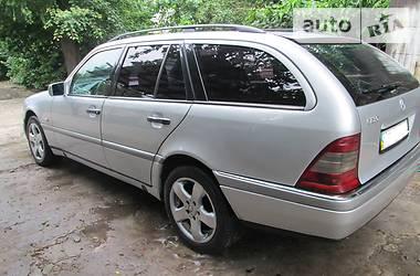 Универсал Mercedes-Benz C 250 1997 в Запорожье