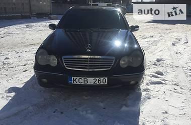 Mercedes-Benz C 270 2001