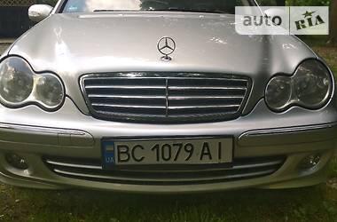 Mercedes-Benz C 270 2004 в Жидачове