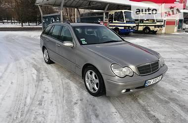 Mercedes-Benz C 270 2002 в Ровно