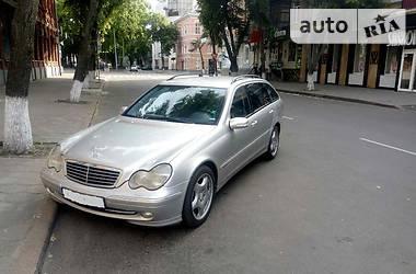 Универсал Mercedes-Benz C 270 2001 в Полтаве