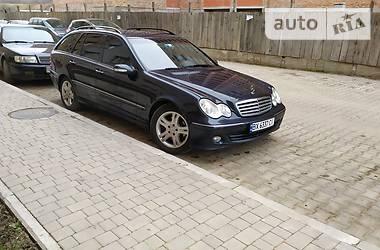 Mercedes-Benz C 270 2005 в Хмельницком