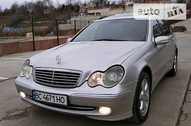 Mercedes-Benz C 270 2001 в Одесі