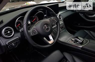 Mercedes-Benz C 300 2016 в Киеве