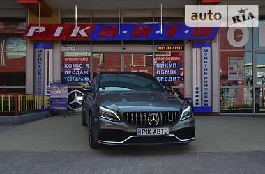 Mercedes-Benz C 63 AMG 2019 в Львове
