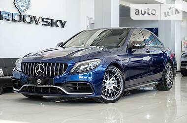 Mercedes-Benz C 63 AMG 2019 в Одессе