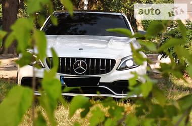 Седан Mercedes-Benz C 63 AMG 2019 в Одессе