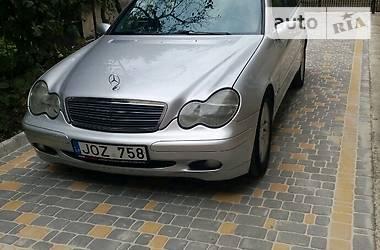 Mercedes-Benz C-Class 2001