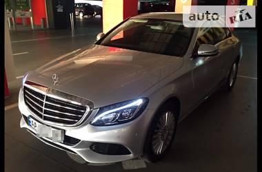 Mercedes-Benz C-Class 2016 в Киеве