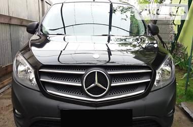 Mercedes-Benz Citan груз. 2016 в Ровно