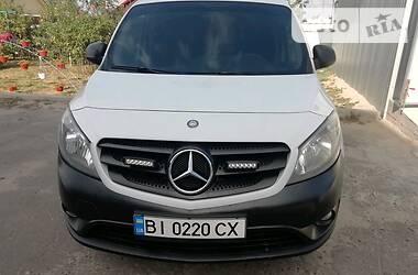Mercedes-Benz Citan груз. 2013 в Гадяче