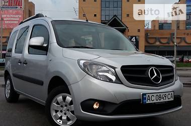 Mercedes-Benz Citan 2013 в Днепре