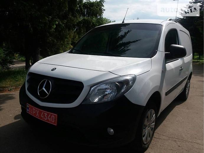 Mercedes-Benz Citan 2014 в Ровно