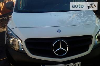 Mercedes-Benz Citan 2013 в Житомире