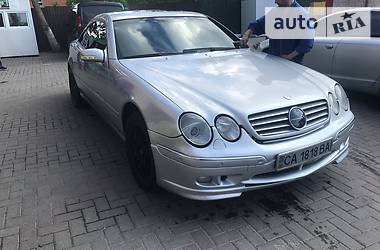 Mercedes-Benz CL 500 2002 в Виннице