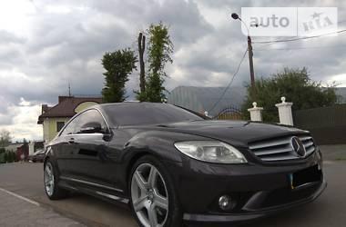 Mercedes-Benz CL 500 2008 в Виннице