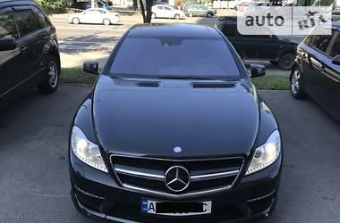 Mercedes-Benz CL 500 2011 в Киеве