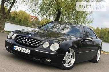 Mercedes-Benz CL 500 2002 в Рівному