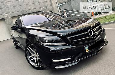 Mercedes-Benz CL 500 2012 в Киеве