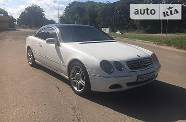 Mercedes-Benz CL 500 2003 в Ровно