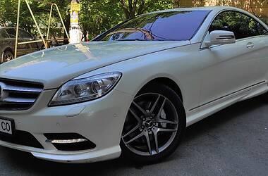 Купе Mercedes-Benz CL 500 2011 в Кривому Розі