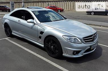 Mercedes-Benz CL 55 AMG 2007 в Киеве