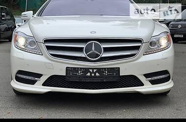 Купе Mercedes-Benz CL 550 2011 в Измаиле