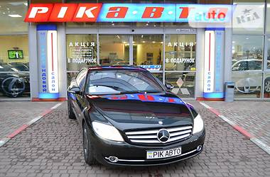 Mercedes-Benz CL 600 2008 в Киеве