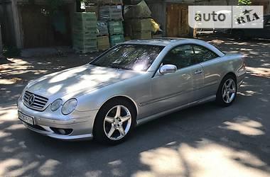 Mercedes-Benz CL 600 2002 в Киеве