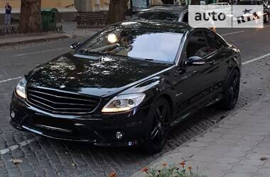 Mercedes-Benz CL 600 2007 в Одесі