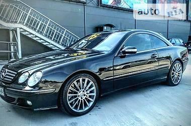 Купе Mercedes-Benz CL 600 2003 в Киеве