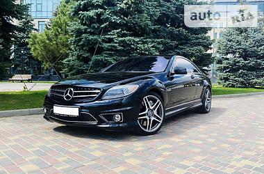 Купе Mercedes-Benz CL 63 AMG 2008 в Одессе