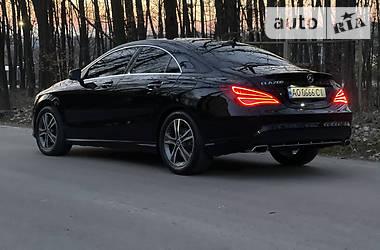 Mercedes-Benz CLA 200 2014 в Ужгороде