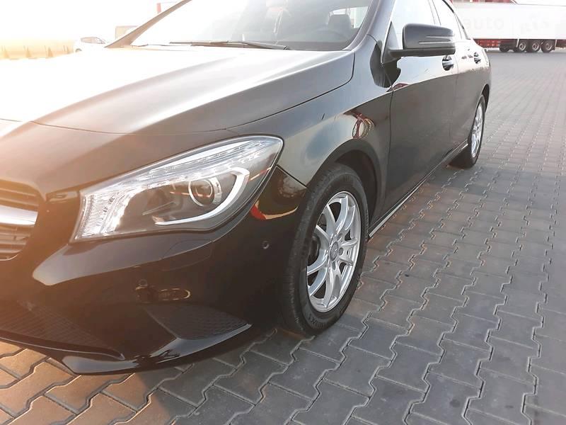 Mercedes-Benz CLA 220 2015 в Киеве