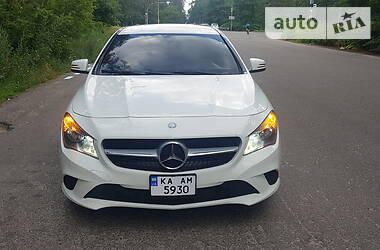 Mercedes-Benz CLA 250 2016 в Киеве