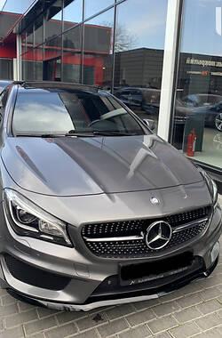 Купе Mercedes-Benz CLA 250 2015 в Кривом Роге