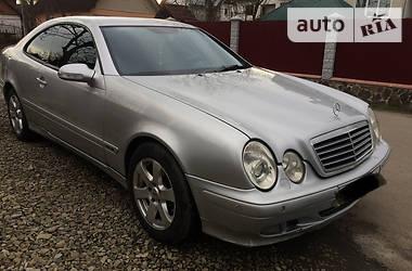 Mercedes-Benz CLK 200 2001 в Львове