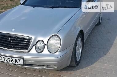 Mercedes-Benz CLK 200 2001 в Бучачі