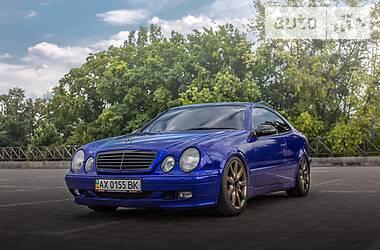 Mercedes-Benz CLK 200 2000 в Харькове