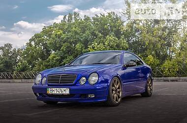 Mercedes-Benz CLK 200 2000 в Одессе