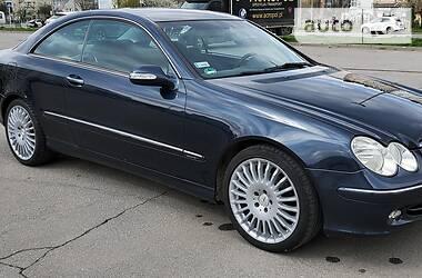Купе Mercedes-Benz CLK 200 2005 в Ивано-Франковске