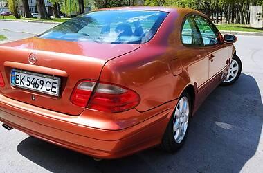 Купе Mercedes-Benz CLK 200 2000 в Луцке