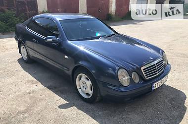 Купе Mercedes-Benz CLK 200 1999 в Збараже