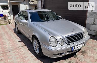 Купе Mercedes-Benz CLK 200 1999 в Киеве